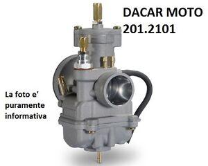 201.2101 VERGASER POLINI PIAGGIO NRG-NTT-MC2 - QUARZ - KUGEL 50