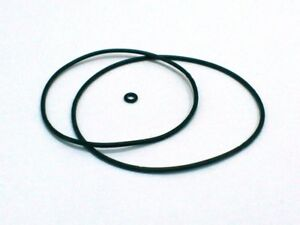 New-Gasket-set-VINTAGE-SEIKO7002-Diver-7002-7000-WATER-PROOF-TESTED