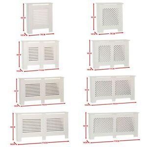 Copertura radiatore bianco tradizionale moderno armadietto for Mobili mdf
