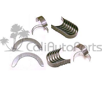 94-96 Honda Passport 2.6 4ZE1 SOHC Main Rod Thrust Washer Engine Bearings