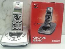 Arcade Memo Telecom CORDLESS con segreteria
