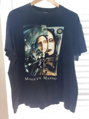"VINTAGE 90'S MARILYN MANSON ""THE BEAUTIFUL PEOPLE"""