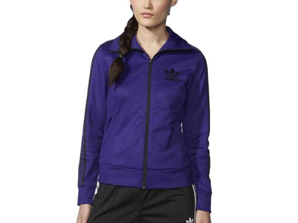 Adidas Damen Sport Fitnessjacke Europa TT S19875