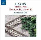 Haydn Piano Trios Vol 4 Hob XV 8 12 0747313312870 CD P H