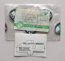 Puch Monza 4s Abzug Aufkleber Weiß Original Puch Nr. 359.1.26.017.1