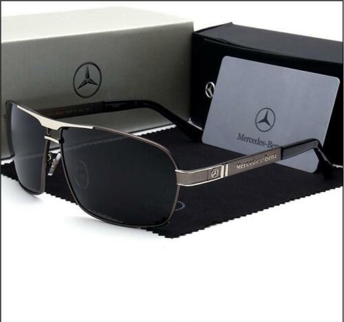 Mercedes AMG Herren Sonnenbrille Männer Fahren Sonnenbrille Sportbrillen Brillen