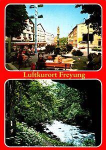 Freyung , Ansichtskarte, 1982 gelaufen - Schwerin, Deutschland - Freyung , Ansichtskarte, 1982 gelaufen - Schwerin, Deutschland