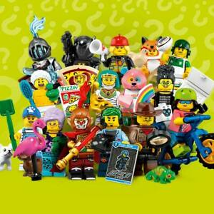 LEGO-MINIFIGURES-71025-SERIES-19-Available-NOW-Free-Postage-Limited-stock