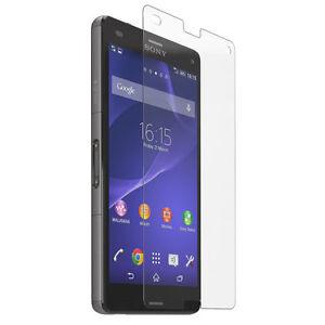 2x-Sony-Xperia-Z5-Displayschutzfolie-9H-Echtglas-Schutzglas-Schutzfolie-Glas