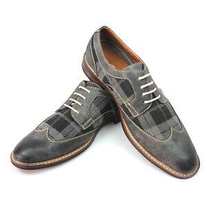 Image is loading New-Men-039-s-Grey-Ferro-Aldo-Shoes-