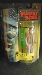 Rare-Planet-of-the-Apes-movie-ARI-action-figure-Hasbro-2001