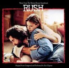 Rush [Original Score] by Eric Clapton (CD, Jan-1992, Reprise)