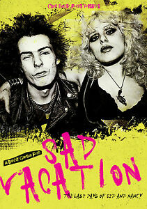 039-SAD-VACATION-The-Last-Days-of-Sid-amp-Nancy-039-DVD-Sid-Vicious-Sex-Pistols-punk-doc