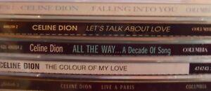 Celine-Dion-5-cd-raccolta