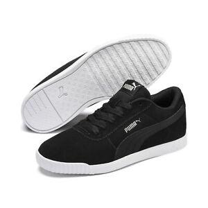 PUMA-Women-039-s-Carina-Slim-Suede-Sneakers