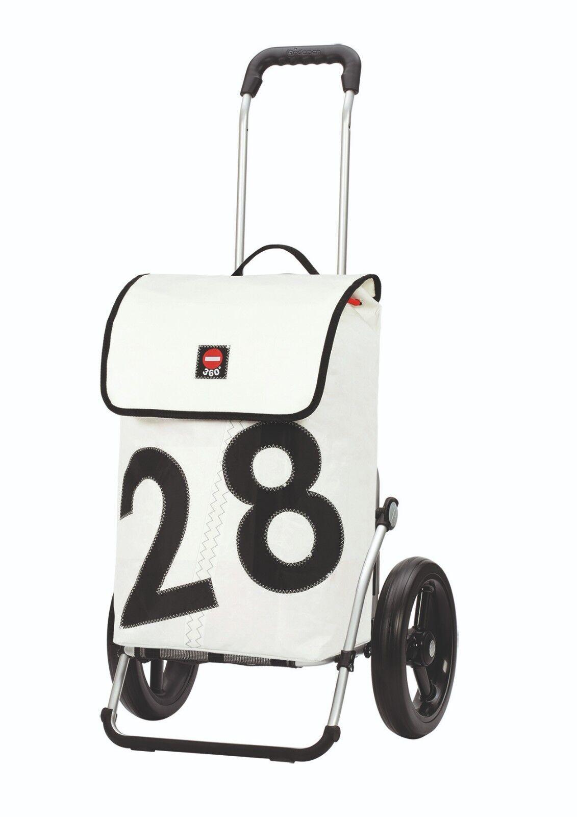 Andersen Royal Shopper Speichenrad LUV 3 Speichenrad Shopper Einkaufstrolley Einkaufswagen d7d6be