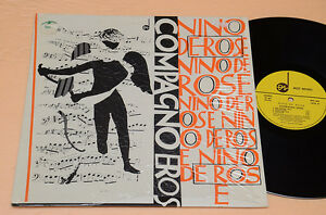 NINO-DE-ROSE-SESTETTO-LP-COMPAGNO-EROS-TOP-ITALY-JAZZ-AUDIOFILI-TOP-NEAR-MINT-NM