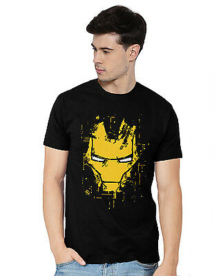 Ironman - T-shirt High Quality Printed Round Neck T-Shirt