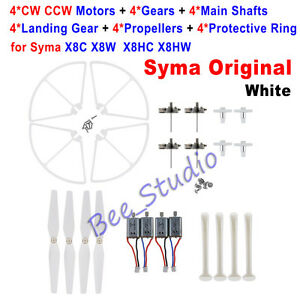 New Crash Pack Kit Replacement Spare Parts For Syma X8c X8w X8hc. Is Loading Newcrashpackkitreplacementsparepartsfor. Wiring. Syma X8 Wiring Diagram At Scoala.co