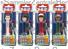 PEZ - STRANGER THINGS - set of 4 - Mint on Card !!!