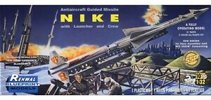 Discontinued-2013-Revell-7815-renwal-1-32-Nike-Missile-Plastic-Model-Kit-SSP-new