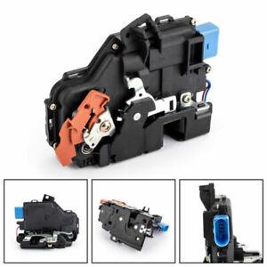 Front-Left-Door-Lock-Mechanism-Compatible-Fits-VW-Golf-5-Jetta-Touran-Caddy-MK3