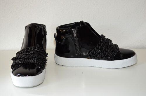 42 Usa nera Kendall vernice in Sneaker Gr Gr Catena Kylie Duke us 10 Usa Blogger wnqnP4Bgzx