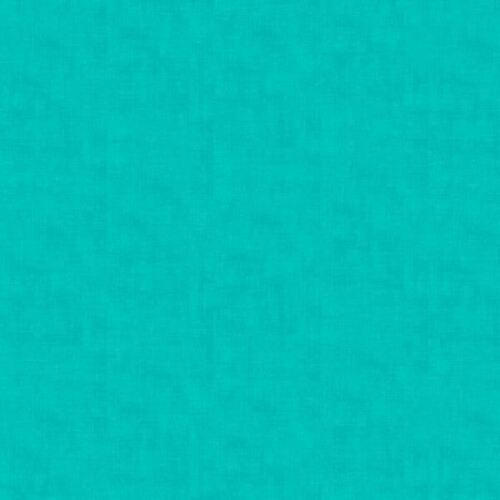 Linen Texture Makower C8 Aquamarine Blue 1473//T3