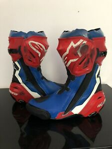 Alpinestars-Supertech-Vented-Boots-EU42-Used