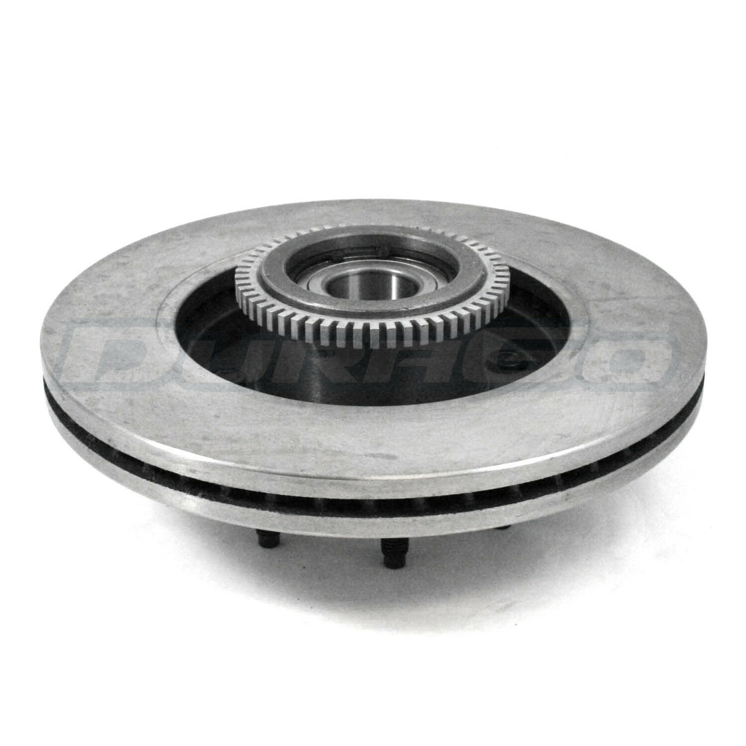 Disc Brake Rotor and Hub Assembly Front IAP Dura BR54108