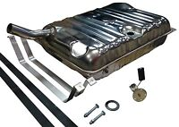 41-48 Chevrolet Stainless Gas/fuel Tank & Sending Unit & Strap Kit