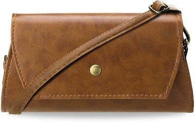 Damentasche steife Ausführung Clutch - Tasche Umhängetasche Schultertasche !