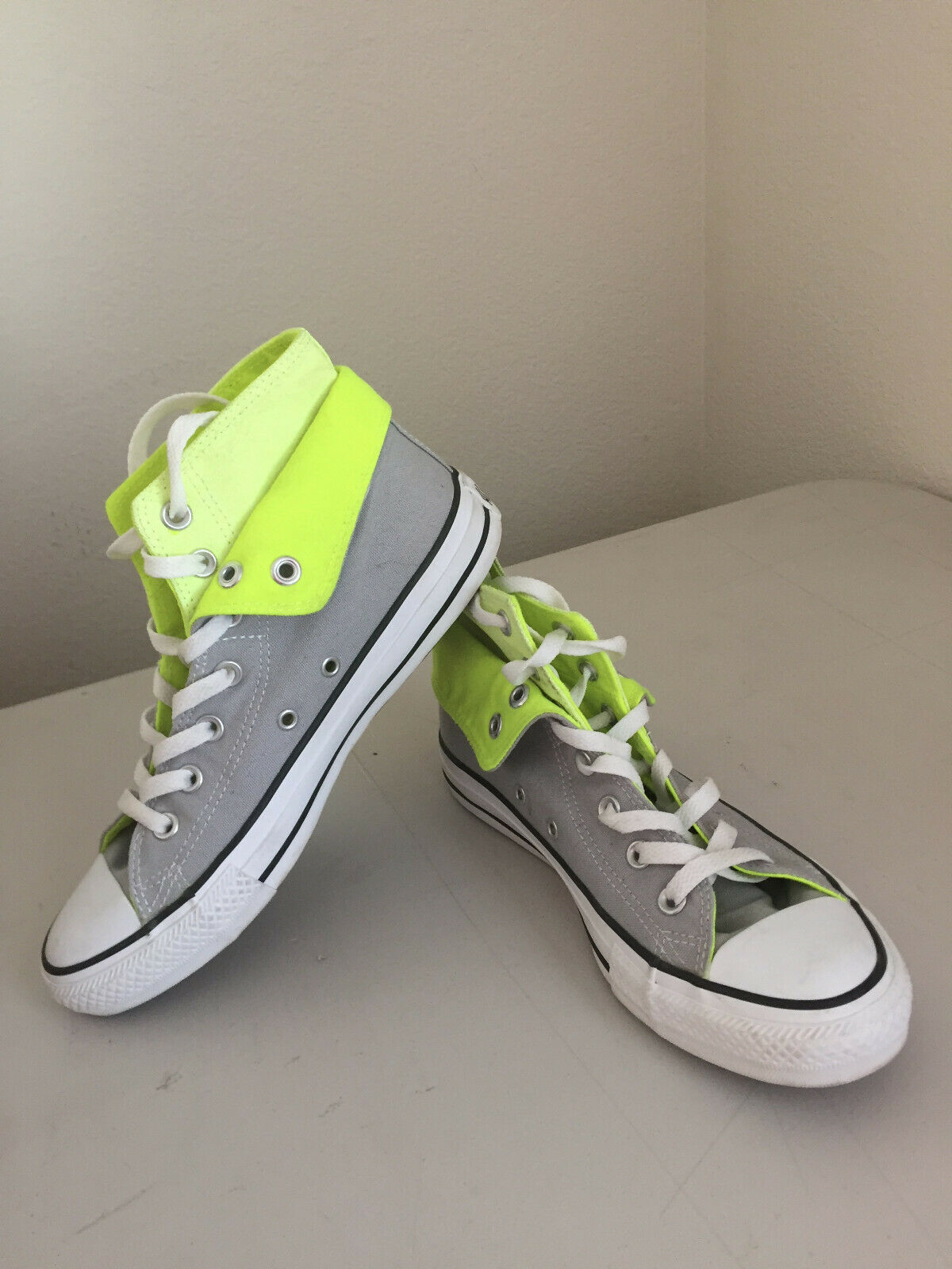 Hard to Find Converse Allstar 2-Fold High Tops