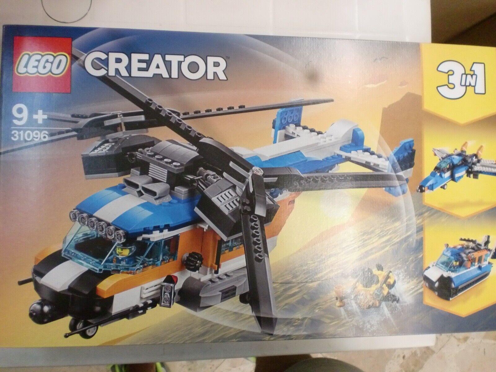 LEGO 31096 - ELICOTTERO BI-ROTORE - serie CREATOR