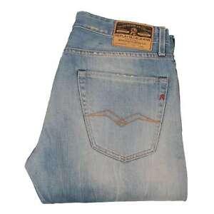REPLAY-JENNON-uomo-jeans-taglia-32-32