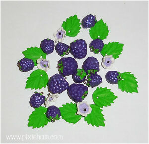 Purple-grape-berry-beads-fruit-charms