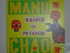 MANU CHAO RAININ IN PARADIZE CD PROMO mano negra