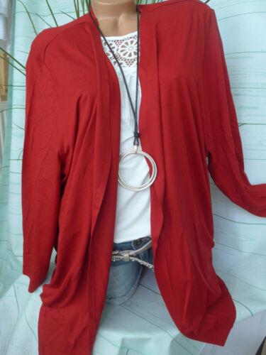 Miamoda Giacca Maglia Giacca Tg 431 46 a 60 Tono Rosso