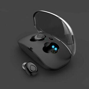 a8feabaee01 La imagen se está cargando TWS-X18-Auriculares-Bluetooth-Inalambricos-con- caja-de-