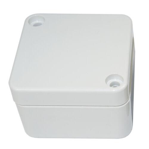 50x52x35mm IP65 Verbindungsdose Klemmdose Abzweigdose für Lichtsensor 50x50mm