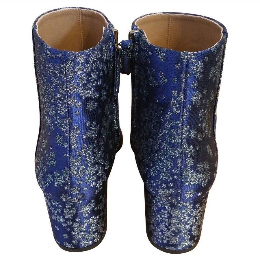 Aquazurra Stardust Brooklyn Stiefelie 50 50 50 Gr. 38.5 b2d833