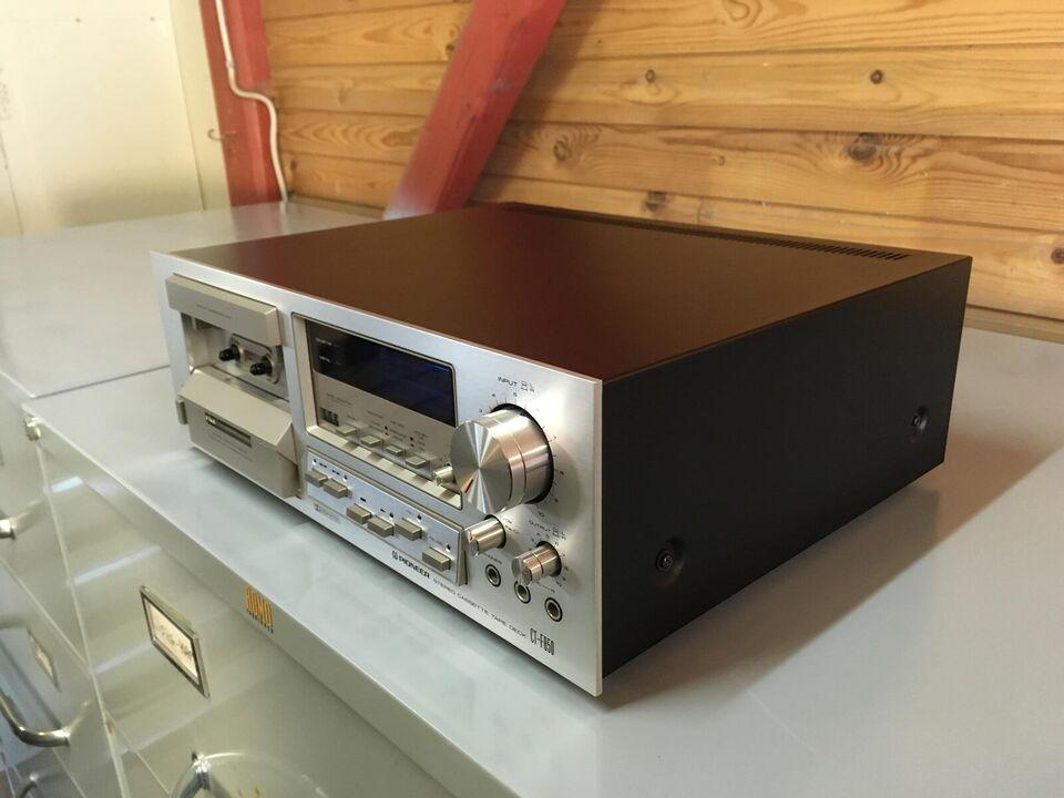 Pioneer CT-F850 - Fri fragt i hele DK!