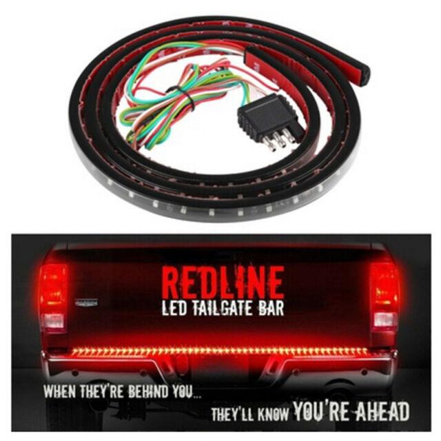 Truck LED Strip Tailgate TailLight Reverse Brake Turn Signal Light For Car XCRRI
