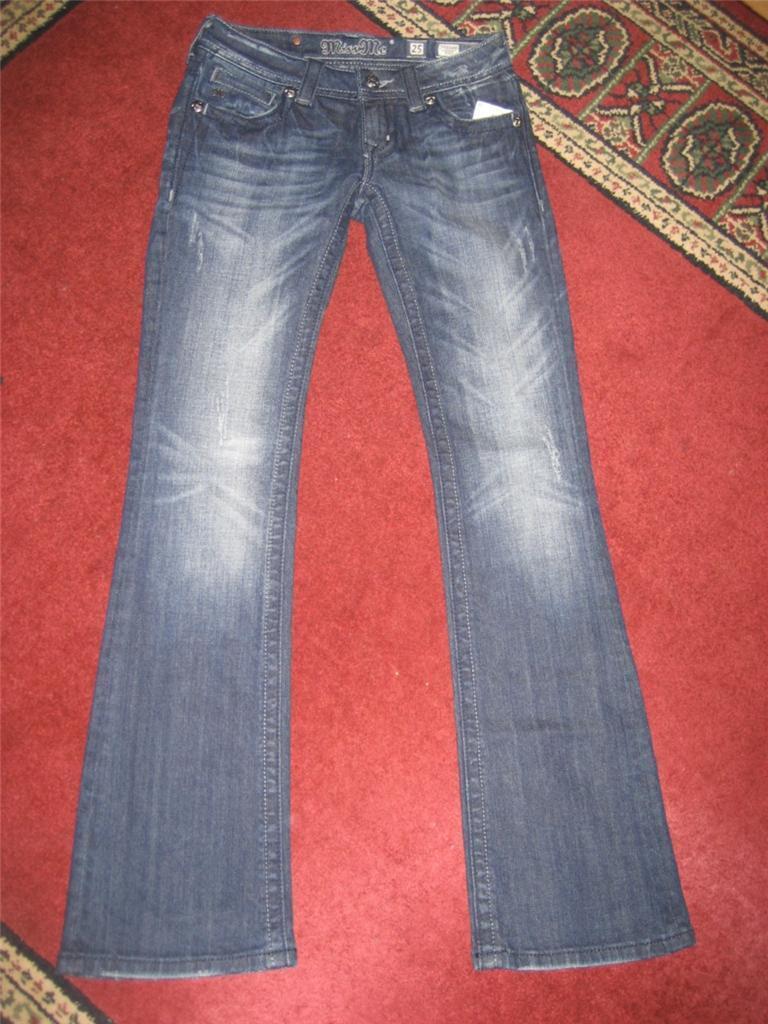 NWT Women's MISS ME JP5331B4V bootcut jeans...size 25x32
