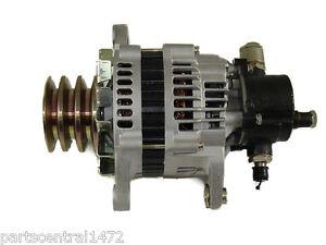 Details about New ALTERNATOR w/ pump for 99-04 ISUZU NPR 4 8L 4HE1 Engine  12V 80 Amp