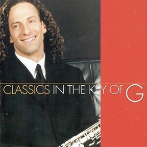 Classics-in-the-Key-of-G-by-Kenny-G-CD-Jun-1999-Arista