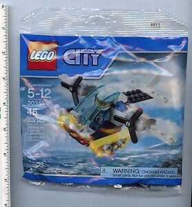 LEGO City 30346 Island Helicopter Factory Sealed NEW