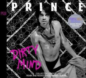 Prince-Dirty-Mind-Collector-039-s-Edition-Remix-And-Remaster-Press-CD-2-Discs-F-S