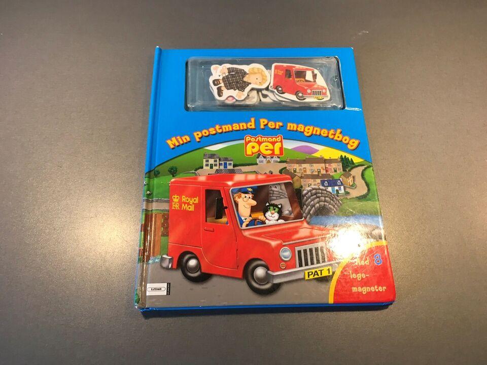 Postmand Per magnet bog, Postmand Per