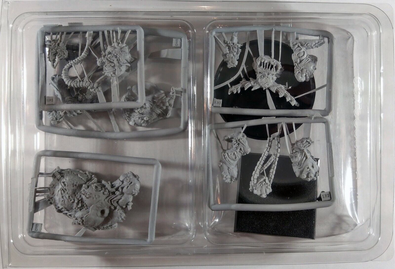 Warhammer 40k Chaos Daemons Great Unclean One (OOP)
